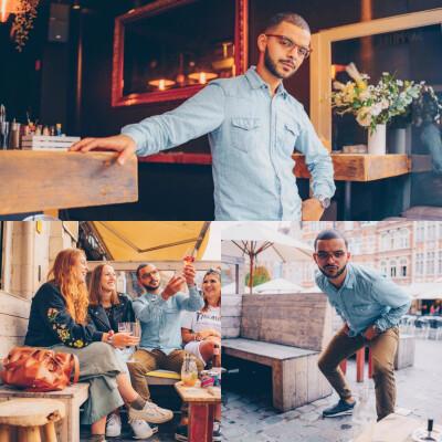 Mourad zoekt een Studio in Gent